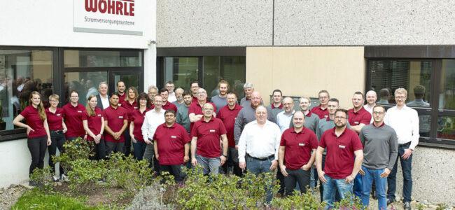 Das Team von Wöhrle