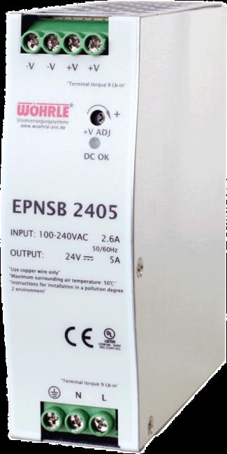 Schaltnetzgerät EPNSB 2405 von Wöhrle