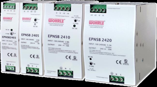 Schaltnetzgeräte EPNSB von Wöhrle