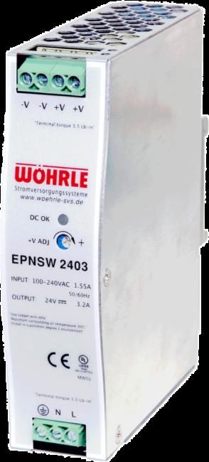 Schaltnetzgerät EPNSW 2440 von Wöhrle