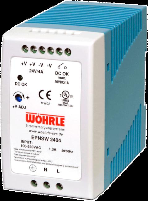 Schaltnetzgerät EPNSW 2404 von Wöhrle