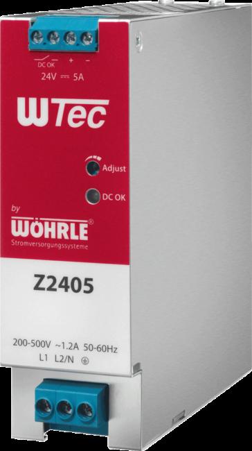 Schaltnetzgerät Z 2405 von Wöhrle
