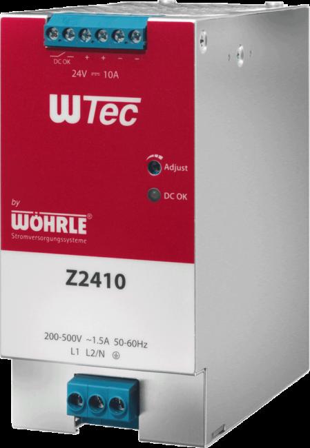 Schaltnetzgerät Z 2410 von Wöhrle