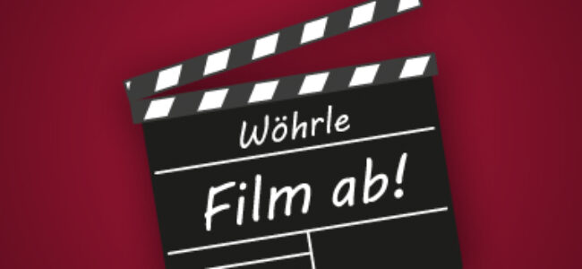 Wöhrle Filmklappe