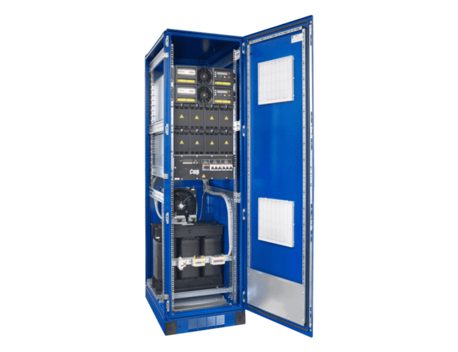USV-System für das industrielle Umfeld - Wöhrle SVS