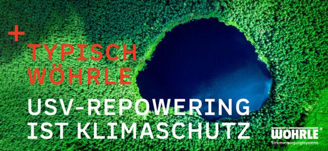 USV-Repowering ist Klimaschutz