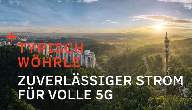 5G Wöhrle Market Insights