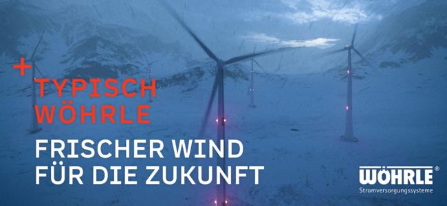 WÖHRLE MARKET INSIGHTS - Windkraft